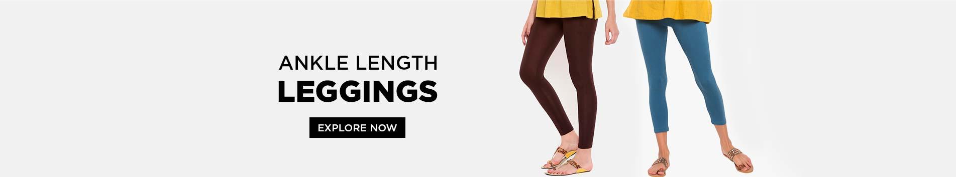 Women Leggings,Dhoti & Palazzo