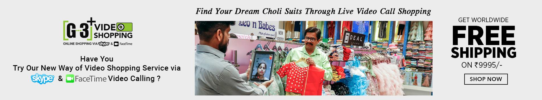 Girls Lehenga Choli Suits