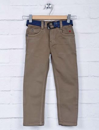 Bad Boys solid brown hue jeans
