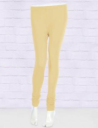 FFU cream hue skinny fit leggings