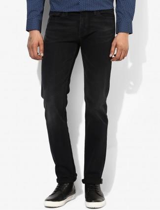Levis 511 black plain men denim jeans