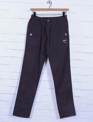 Origin stretchable grey hue track pant