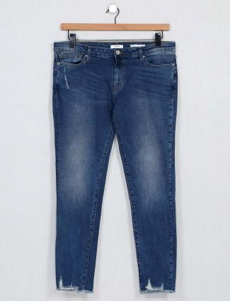 Spykar blue jeans for women