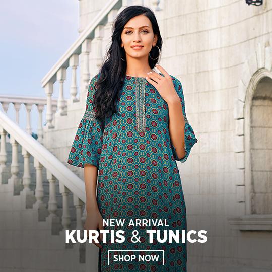 5_Kurti & Tunics