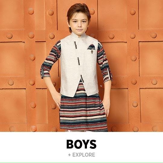 5_ boys