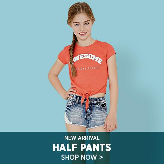 Half pants