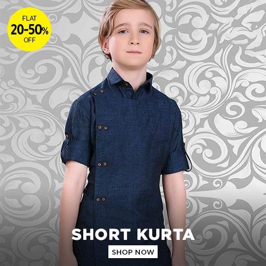 3_ Cut style Short Kurta