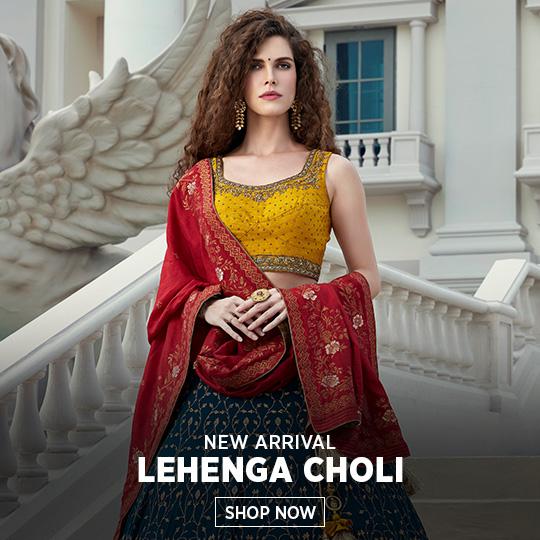 4_Lehenga Choli