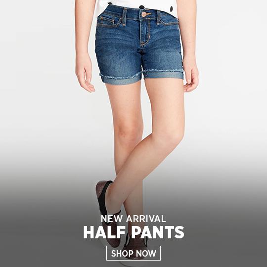 5_Half pants