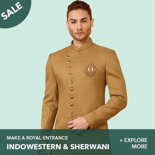 2_sherwani & indowestern collection