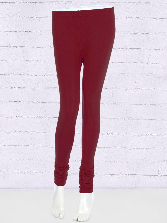 849840499c4256 FFU red hue leggings - G3-WLJ0011 | G3fashion.com