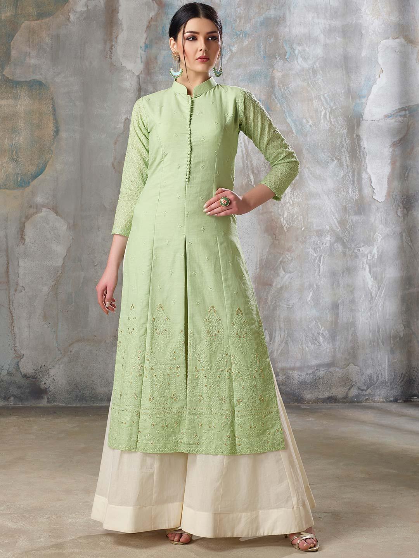 Pakistani green colour