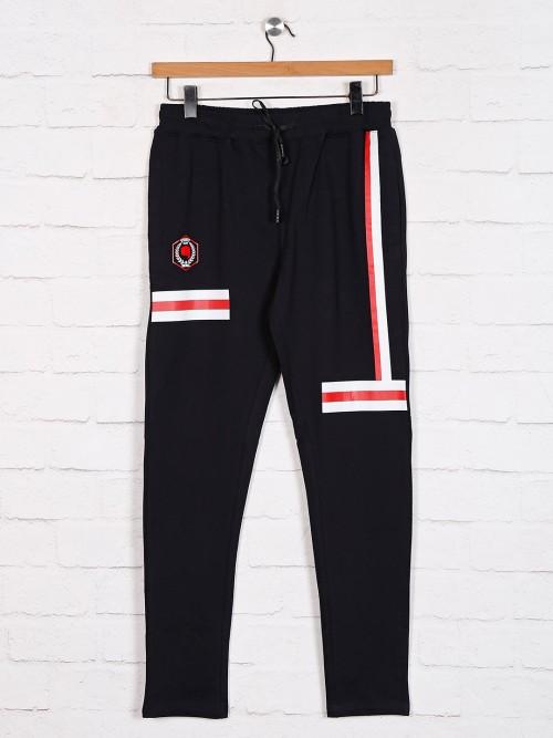 Dxi Night Wear Navy Stripe Pant