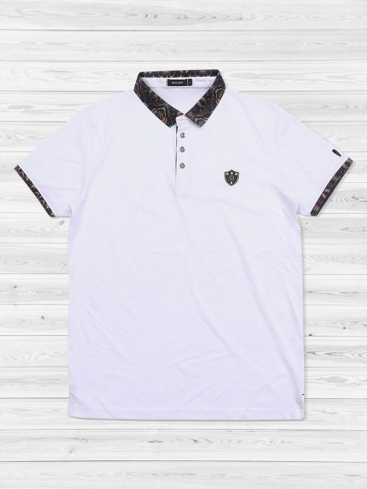 Hats Off White T-shirt