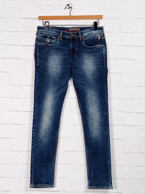Nostrum Washed Blue Jeans