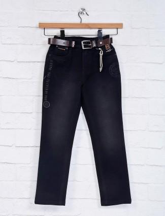 Bad Boys black denim casual wear jeans