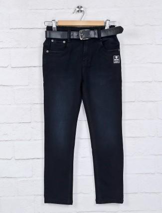 Bad Boys casual wear dark navy jeans