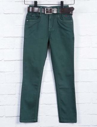 Bad Boys denim green hued jeans