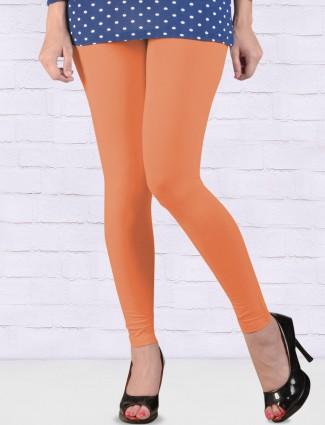 FFU mustard yellow hue ankal length leggings