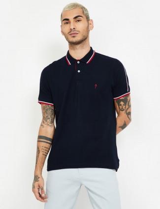 Indian Terrain navy cotton t-shirt