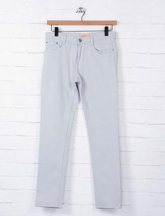 Irony casual wear grey jeans