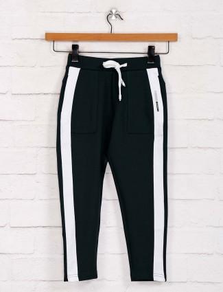 Jappkids latest stretchable green payjama