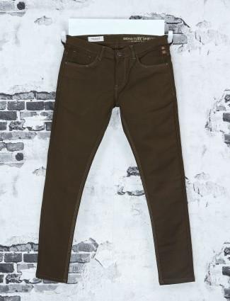 Kozzak light brown jeans