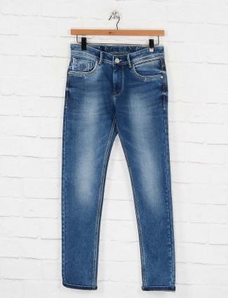 Kozzak regular blue slim fit jeans