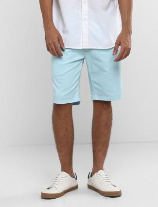 Levis casual wear aqua short