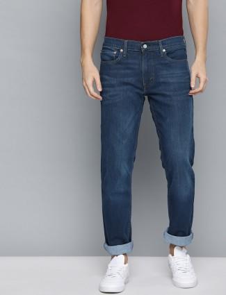 Levis presented 511 slim fit blue jeans