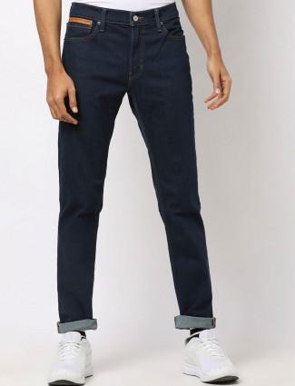 Levis presented dark navy 65504 skinny jeans