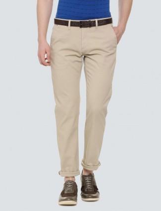 LP Sport beige colored mens trouser