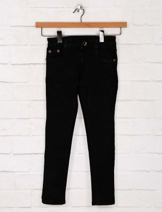 No Fear black casual wear jeans