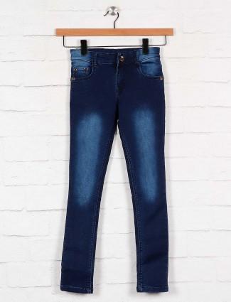 No Fear denim navy hue jeans