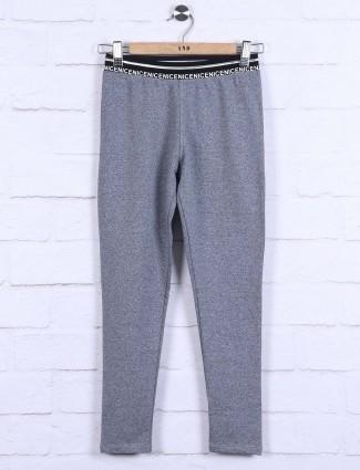 Pro Energy grey hued casual wear jeggings