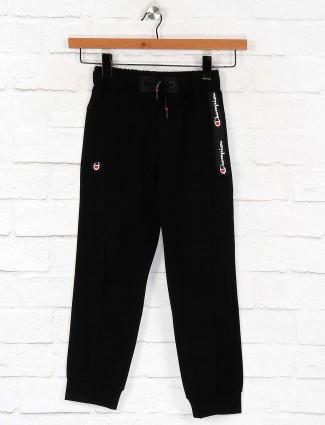 Red Sound cotton black payjama