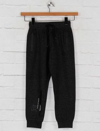 Ruff black colored simple payjama