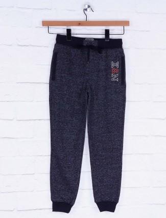 Xn Sport black color cotton fabric payjama