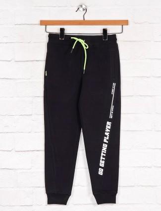 Xn Sport presented printed black payjama