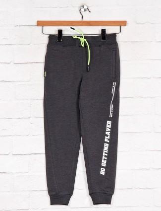 Xn Sport printed grey cotton payjama