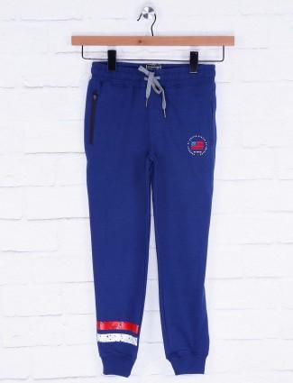 Xn Sport solid royal blue payjama
