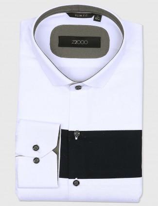 Zillian desinger white colored shirt