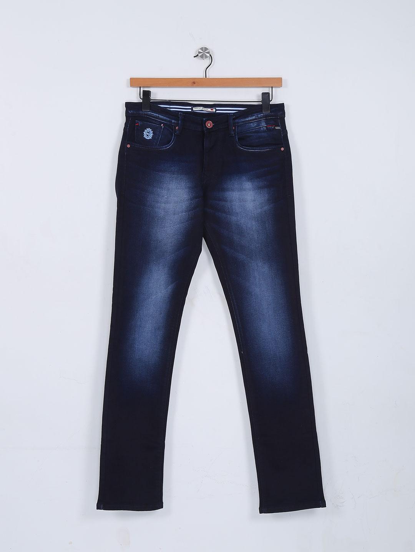 546a6429 Nostrum denim dark navy jeans - G3-MJE1935 | G3fashion.com
