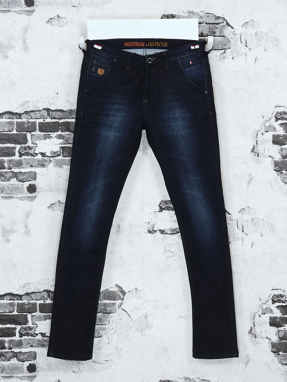e933d795 Nostrum navy mild wash casual jeans - G3-MJE1730 | G3fashion.com