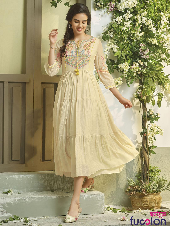 ea81021536 Kurtis: Buy Women Kurta Online, Indian Anarkali Kurtis, Cotton Kurti ...